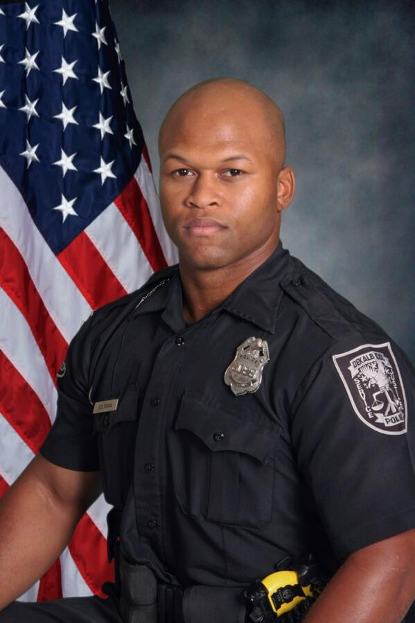 Former Officer Brandon Brown