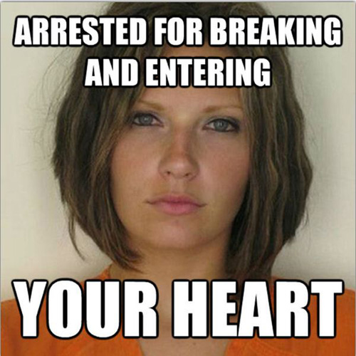 26 Viral News Stories That Would Break The Internet: Woman Suing After Her Sexy Mugshot Goes Viral (VIDEO