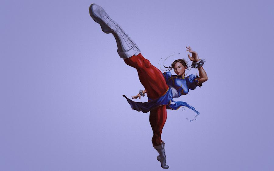 <b>Martial Arts Wallpapers</b>