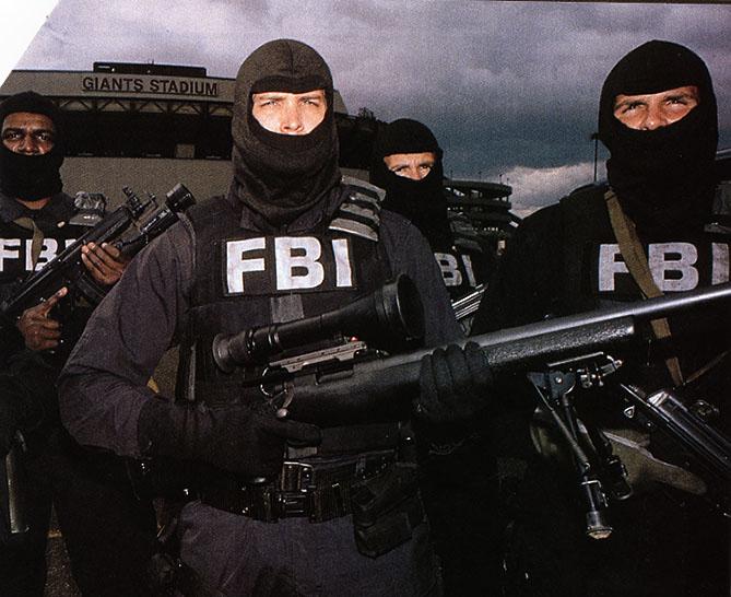 FBI Says Cyberc...