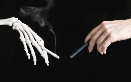 E-Cigarette  vs cigarette