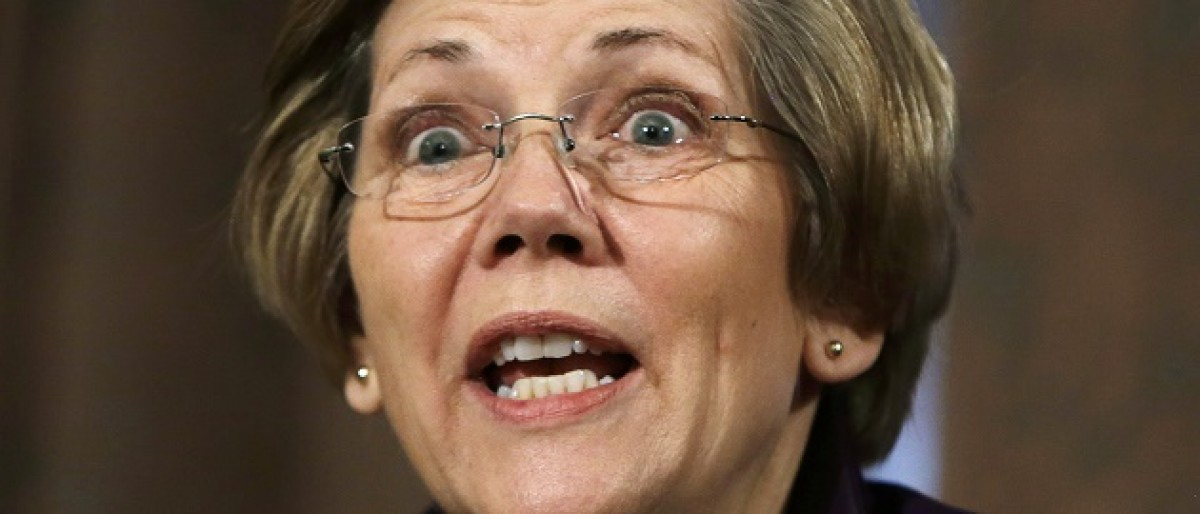 Image result for crazy elizabeth warren