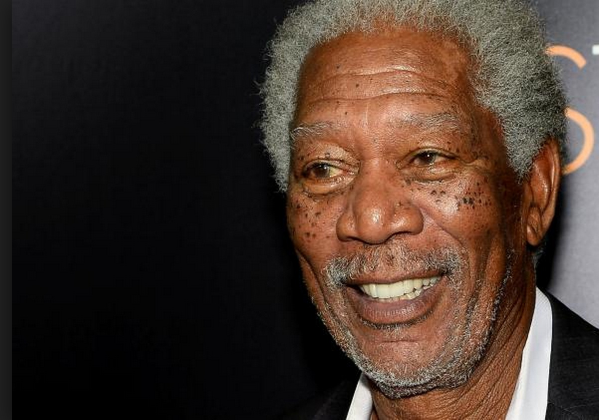 "Morgan Freeman on Marijuana: ""Legalize it across the board!"""