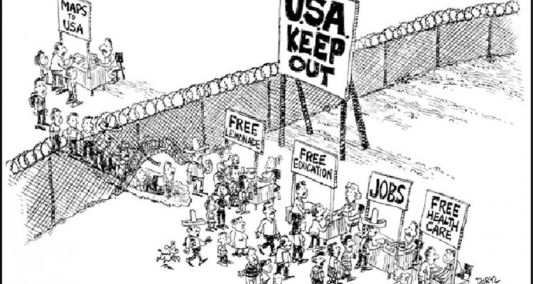 Illegal Immigration Pros and Cons