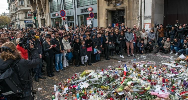 Paris Trade Union Protests Turn Violent