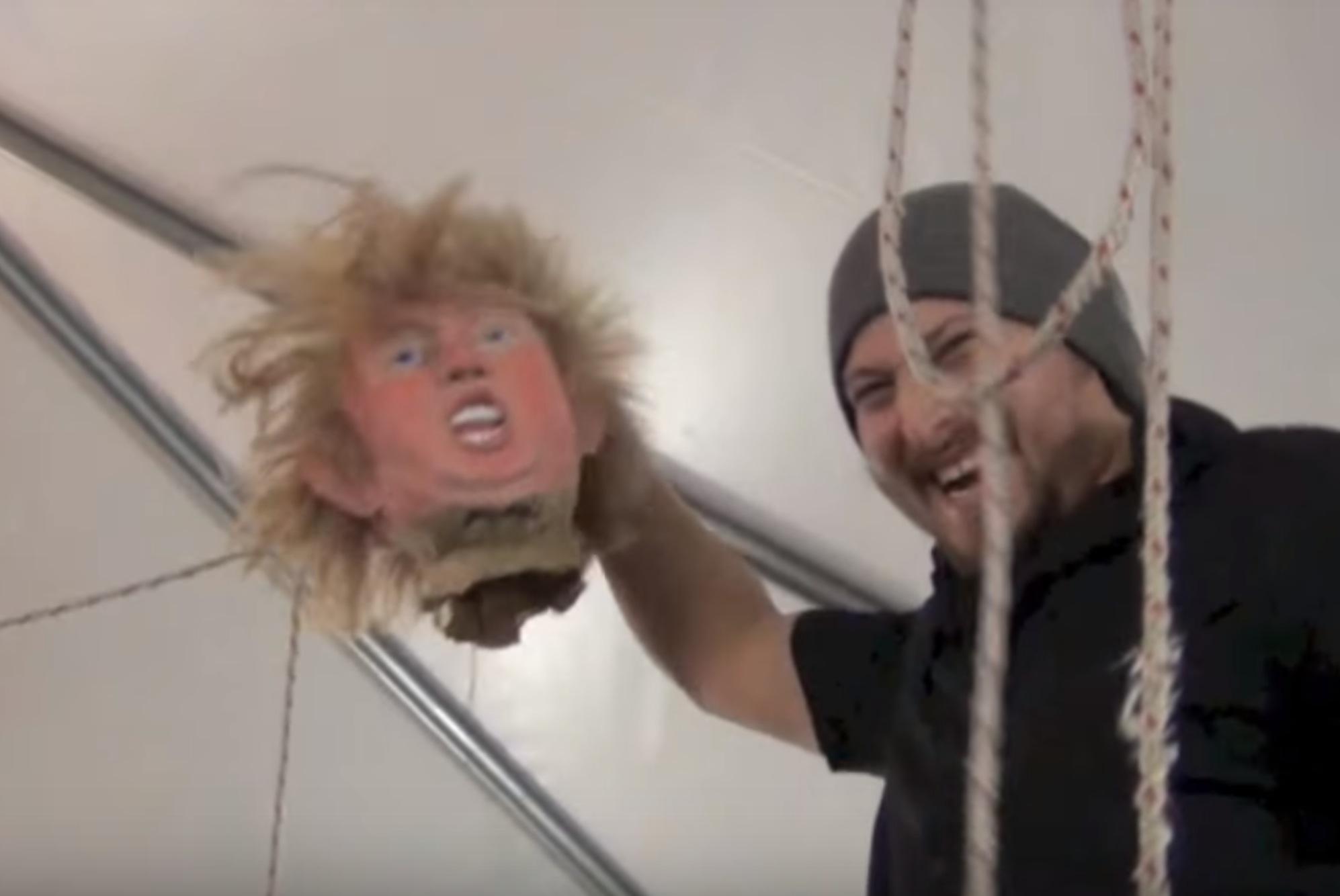 "Watch: Kids Beat Donald Trump Pinata, Screaming ""I Want To ..."
