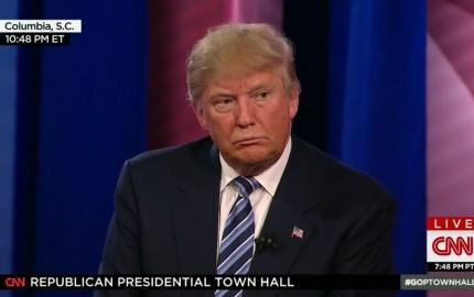 Trump town hall