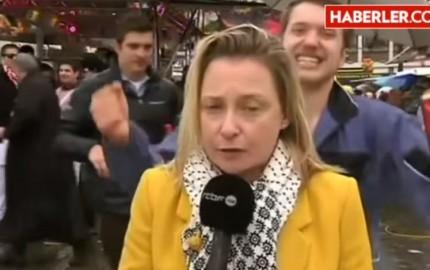 groped reporter