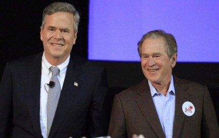 jeb and george