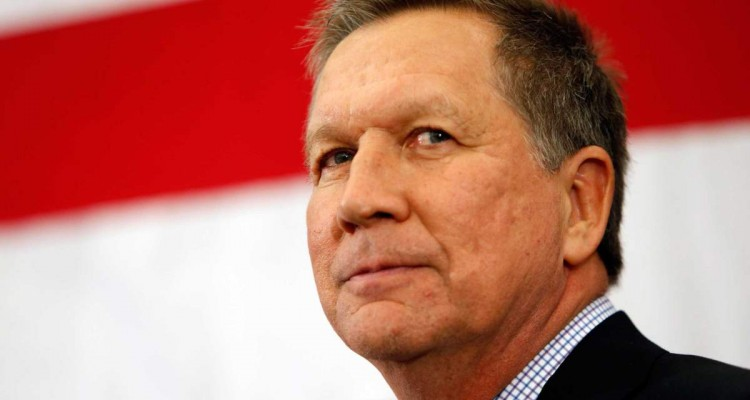 Kasich Won't Vote For Trump: 'My Actions Have Spoken Very Loudly'