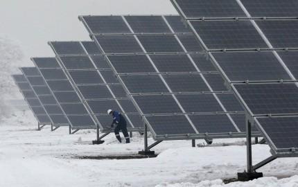 Alaska Solar Power