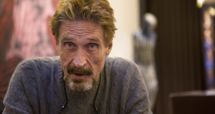 John McAfee: FBI Knew All Along They Could Unlock San ...