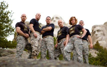 army volunteers