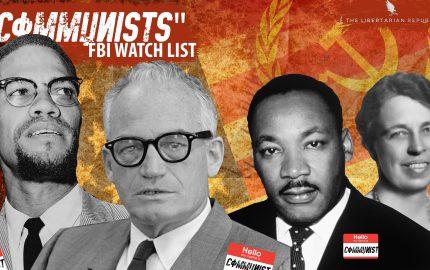 communist watch list