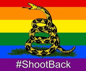 shoot back LGBT