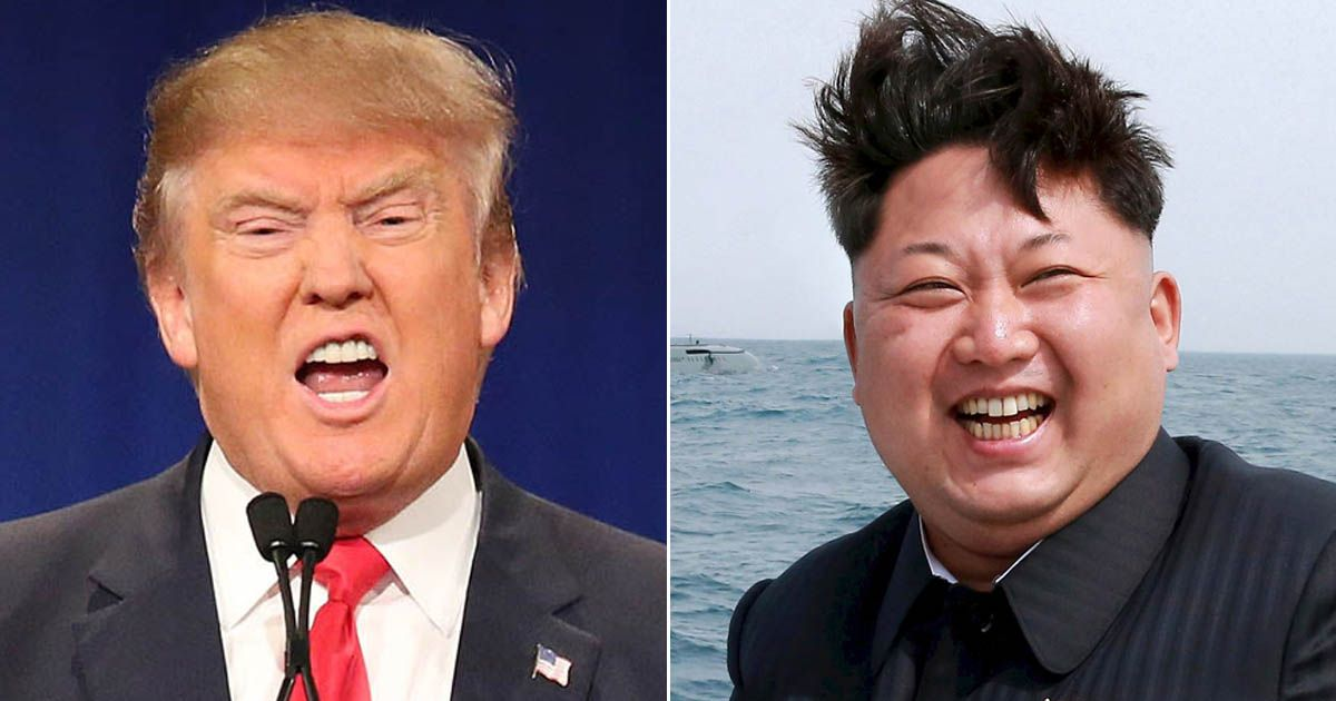 "North Korea State Media Wants ""Wise"" Donald Trump to Become President"