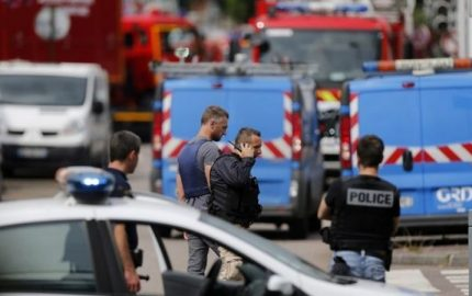 french church attack