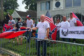 Southern Poverty Law Center, White Lives Matter