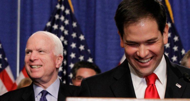 McCain, Rubio