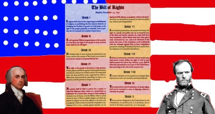 Defend Bill of Rights