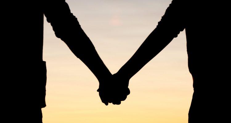 tolerance, friends holding hands