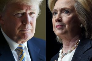 Trump, Clinton, debate, Presidential