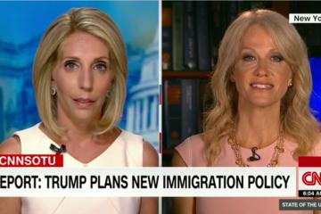 Trump, Conway