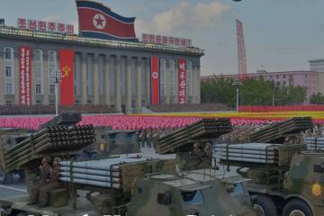 gathering threat in North Korea