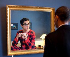 Pajama Boy - Obama