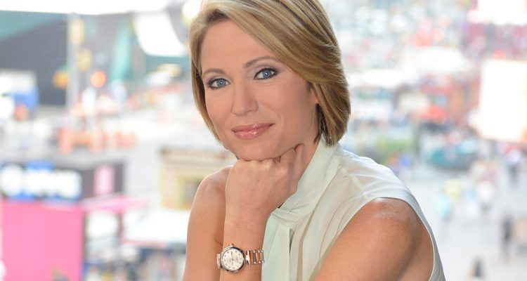 Amy Robach, Host