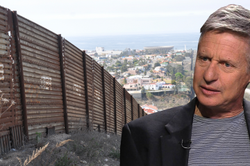 Gary Johnson Illegal Immigration