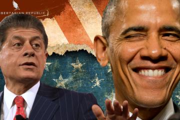Judge Napolitano Obama Guns
