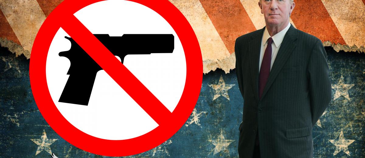 Bill Weld Gun Control
