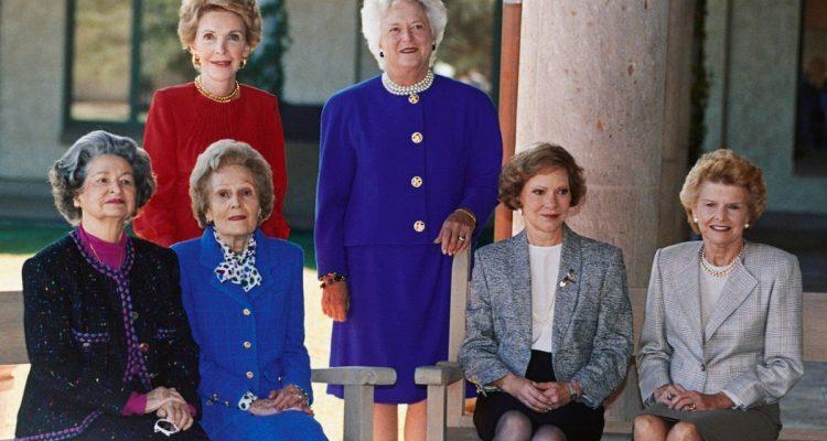 First Ladies, Clinton
