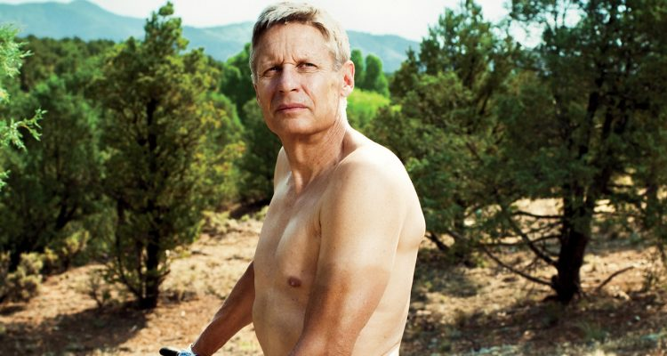 Gary Johnson running strong in bid for crucial New Mexico electoral votes