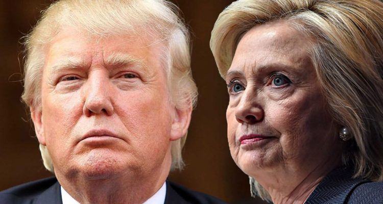 Clinton, Trump, Sexism
