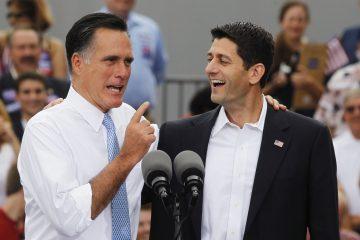 Hillary, Romney, Ryan