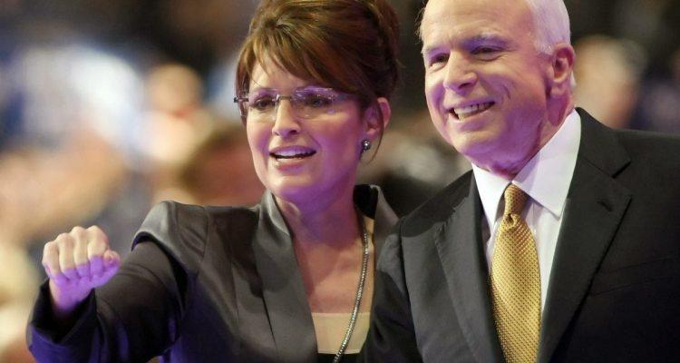 Palin McCain Trump