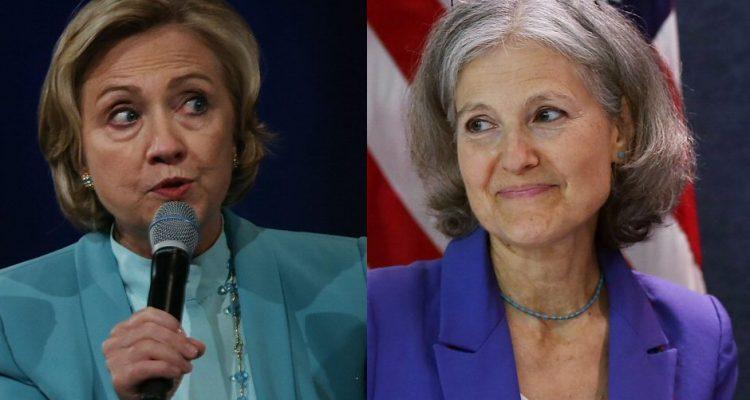 http://thelibertarianrepublic.com/wp-content/uploads/2016/11/Jill-Stein-and-Hillary-Clinton-by-Mark-Wilson-and-Spencer-Platt-c-3-750x400.jpg