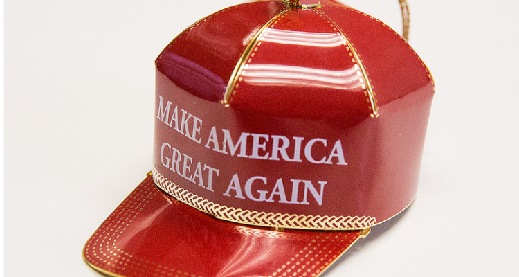 donald trump make christmas great again