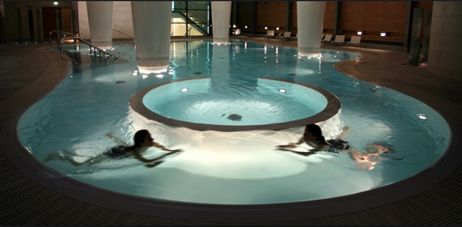 Best spa resorts in ukraine for Best spa vacations in us