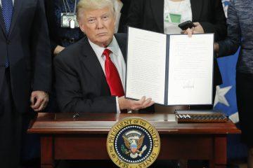 Sanctuary Cities Trump
