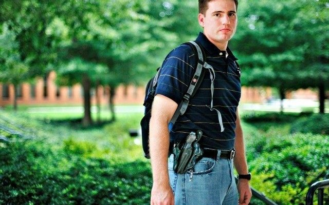 Georgia Senate Approves 'Campus Carry' Bill