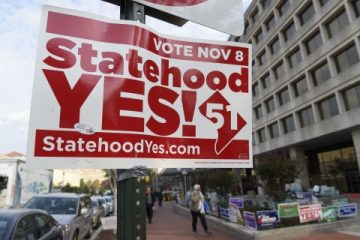 Statehood Yes! Banner