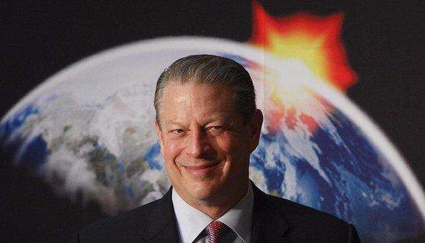 Klimatická změna způsobila Brexit a Sýrii, vysvětluje Al Gore