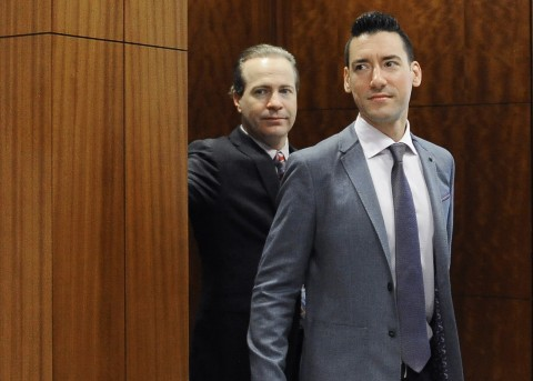 Undercover videos of fetal tissue talks spur felony charges