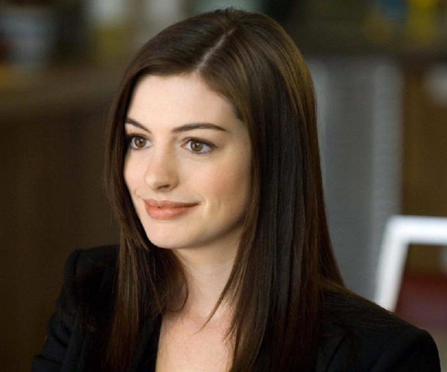 Anne Hathaway Spoke To UN to Champion Paternal Leave On International Women's Day [VIDEO]