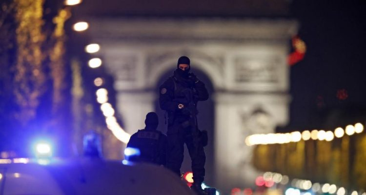 Presidential election could lead to rioting in French cities, intelligence agencies warn