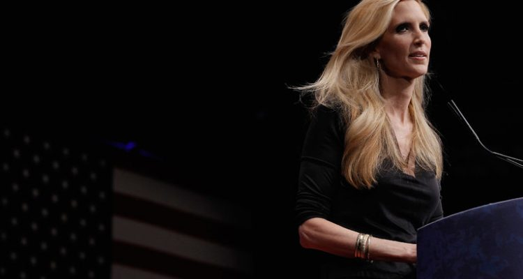 Ann Coulter is not letting Berkeley off easy for calling off speech