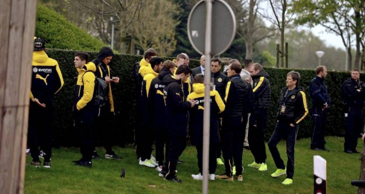 Marc Bartra: Borussia Dortmund defender released from hospital
